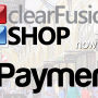 clearFusionSHOP now supports Paymentwall