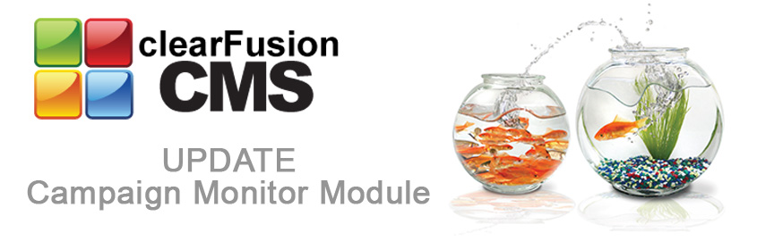 Campaign Monitor Module Available
