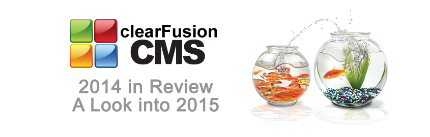 clearFusionCMS 2014 - The Present & Future